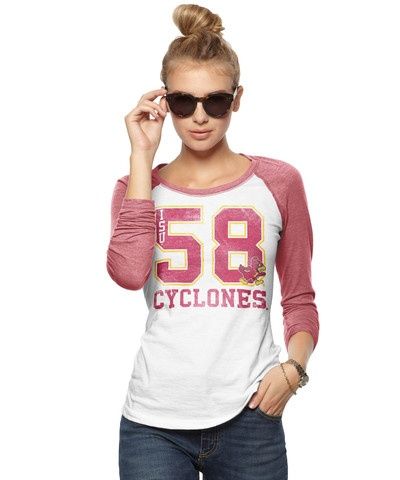 Iowa State Cyclones Women's Jersey