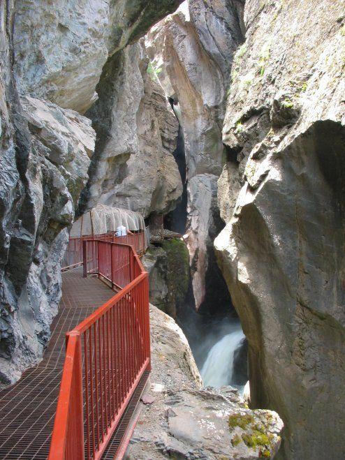 Box Cañon Falls | Ouray Colorado--Traveling the San Juan Skyway | RoadTripExplore.com