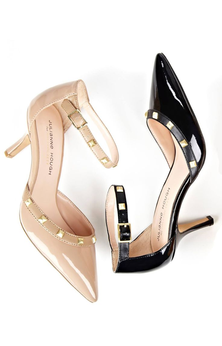 1000  images about Shoes on Pinterest | Kitten heel shoes, Pump ...