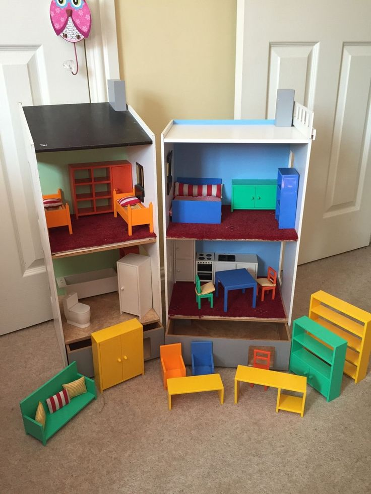 Ikea Dolls House