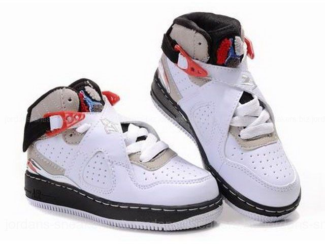 High Top Jordan's for Girls | high top jordans for girls-Discount Air Jordan Fusion 8 Kid's Shoe ...