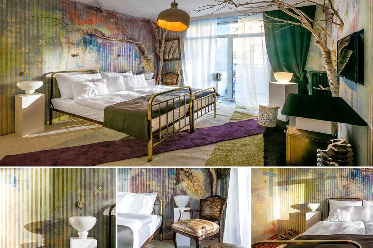 118 | Ozvěny budoucnosti ??? | Skubb studio #pytloun #design #room #hotel