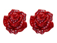 Mimco red rose studs. I have these. xx