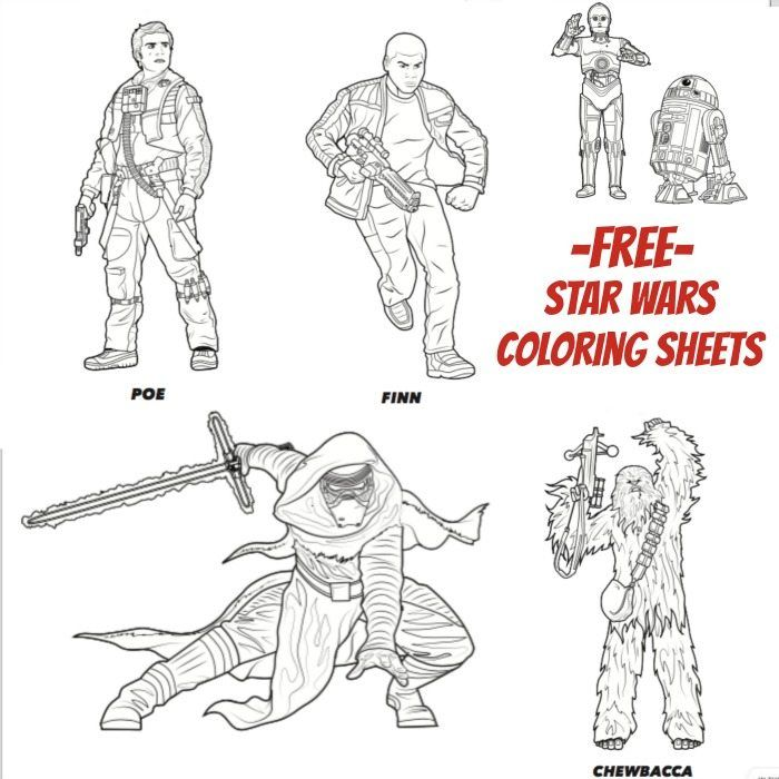 Rogue One Coloring Pages