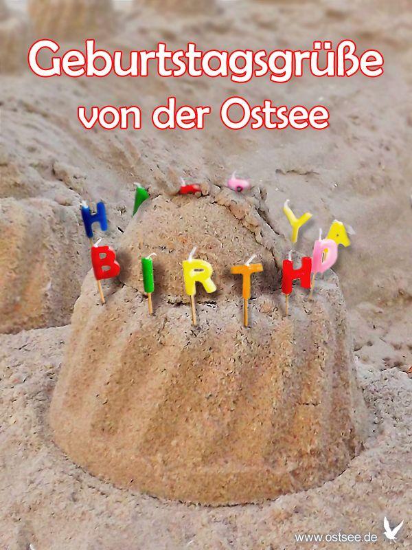 Herzlichen Gluckwunsch Zum Geburtstag Maritime Grusse Mit Diesem