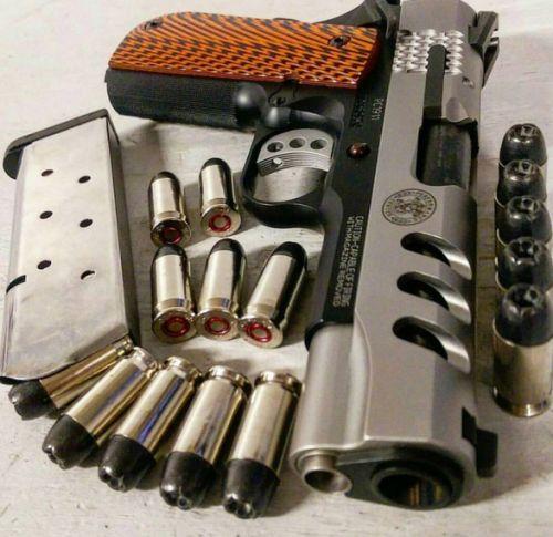 """oa-AR15: """"Armas de fuego y munición: 1911 - Negro JHP garra""""                                                                                                                                                                                 Más"""