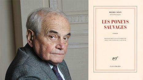 Michel Déon, 91 ans, a publié, quarante ans après,une version remaniée de son roman Les Poneys sauvages qui a obtenu en 1970 le prix…