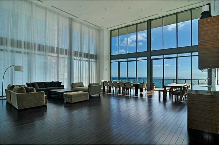 31 best miami luxury penthouses images on pinterest for New york penthouses for sale