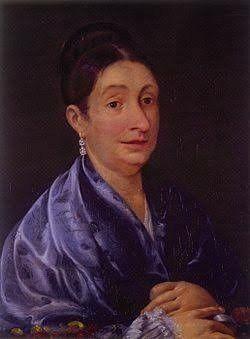 Doña Josefa Ortiz de Domínguez. La corregidora de Querétaro las conspiraciones se realizaban en su casa