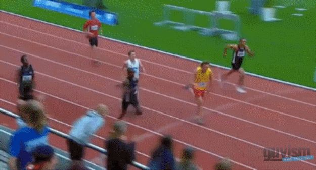 When you're having a bad day, remember you're never alone. You never know who could be going through the same thing. | 21 Things Track And Field Teaches You About Life