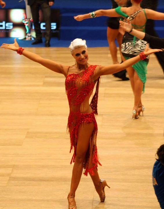 Arianna Rossi e Gabriele Miglio verso il campionato del mondo! I migliori auguri da tutto lo staff Rosso Latino! #RossoLatino #testimonial #danceshoes #passion