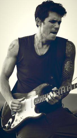 John Mayer... something about him.