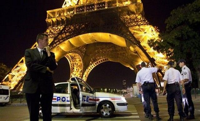 Γαλλία: Συνελήφθησαν δύο άνδρες ως υποπτοι για επίθεση
