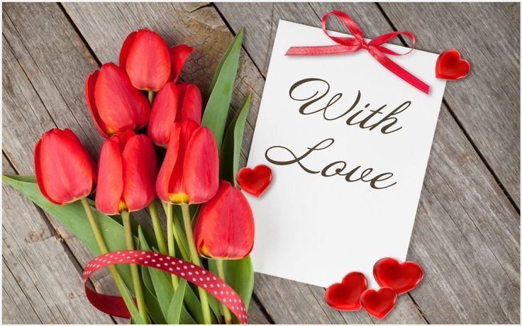 With Love Romantic Wallpaper | love romantic wallpaper with quotes, love with romantic wallpaper