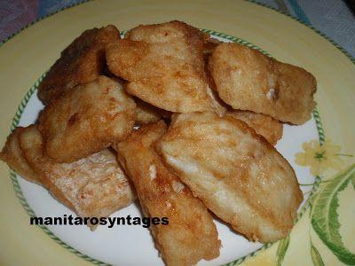 ΜΑΝΙΤΑΡΙΑ: Ψάρι πέρκα με άσπρη σάλτσα… κουρκούτι!