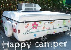 pop up trailer decals - Google Search