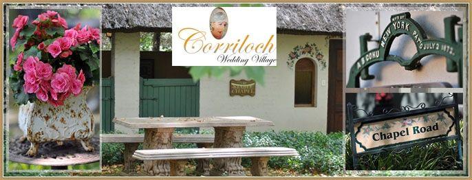 Corriloch Wedding Village - Gauteng Wedding Venues