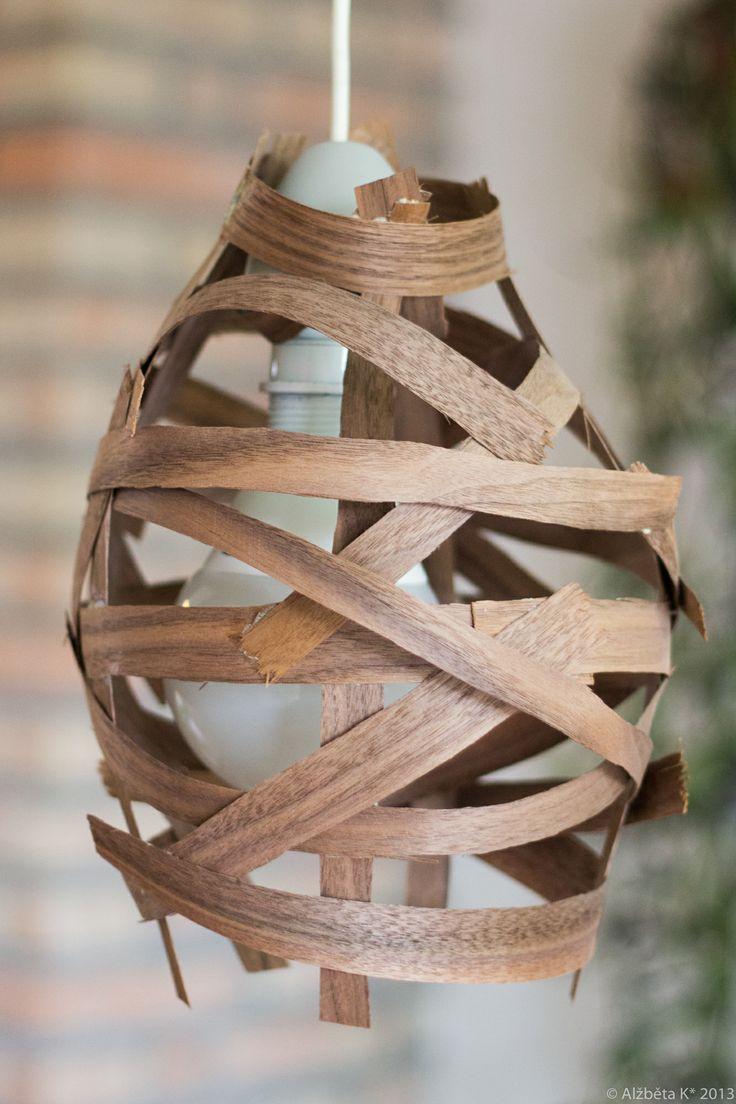 Handmade wooden chandelier.  Info:http://handmade-decorating.wix.com/hand