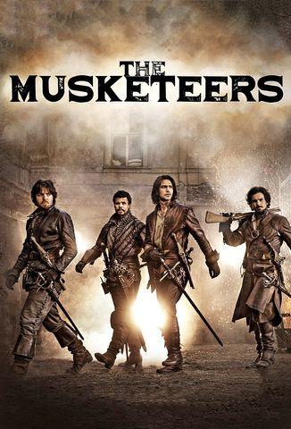 The Musketeers (2014– ) - Stars: Tom Burke, Luke Pasqualino, Santiago Cabrera.  -  Set on the streets of 17th century Paris, series gives a contemporary take on the classic story about a group of highly trained soldiers and bodyguards assigned to protect King and country. - ADVENTURE / DRAMA