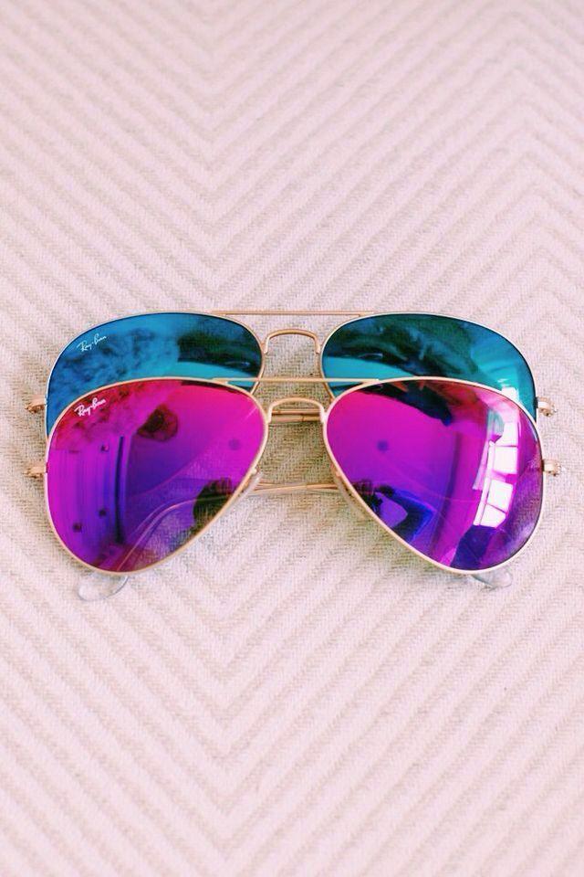 I love me some aviator shades.