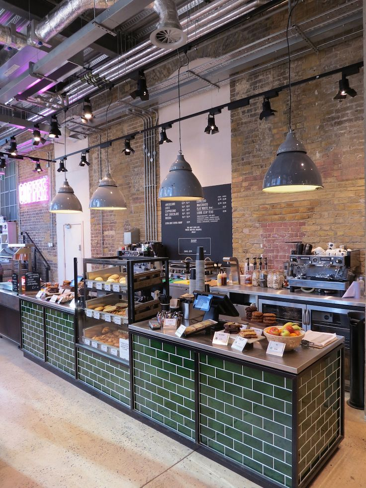 'Great location, cute modern industrial cafe. Awesome