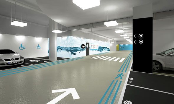 parking design szukaj w google parking loft