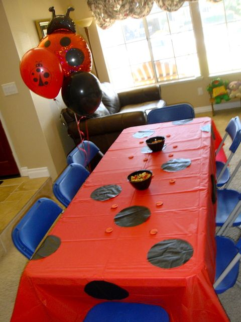Toalha de mesa decorada