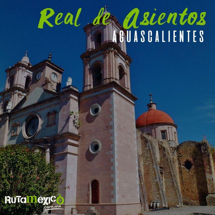 Pueblos Mágicos: Anclado al hermoso Estado de Aguascalientes el municipio de #RealDeAsientos se destaca por sus magníficos paisajes mineros, fachadas de cantera rosa y un gran museo de naturaleza viva. Real de Asientos cuenta con edificaciones que datan desde 1548 y en sus rincones se guardan tesoros históricos y culturales. #WeLoveTraveling www.rutamexico.com.mx Whatsapp: (722)1752392 email: info@rutamexico.com.mx  #ViajesAcadémicos #ViajesDeIntegración #ViajesTurísticos #ViajesGrupales