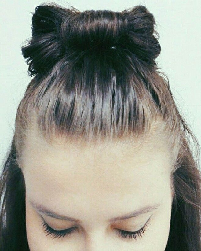 #hairbow #bow #hairstyle #girlshairstyles