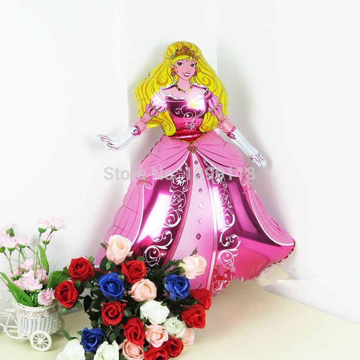 39 Дюймов Мультфильм Princess Sofia Фольгированные Шары День Рождения Декоративные Шары Праздник Поставщиков В057