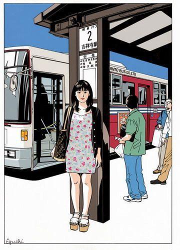 (1) Eguchi Hisashi | 江口寿史 | Pinterest