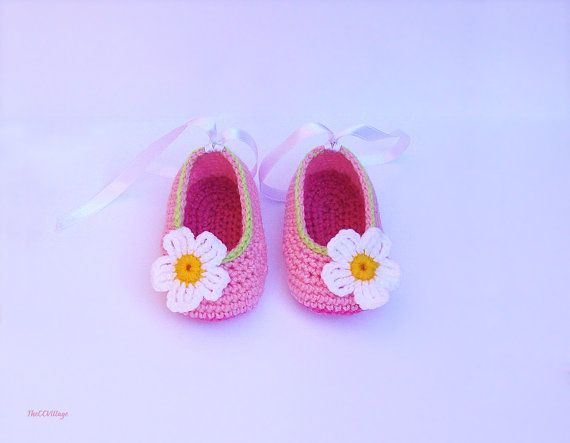 Hey, I found this really awesome Etsy listing at http://www.etsy.com/listing/160894783/pink-handmade-crochet-baby-shoes-crochet