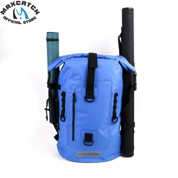 Maxcatch Waterproof Fishing Backpack