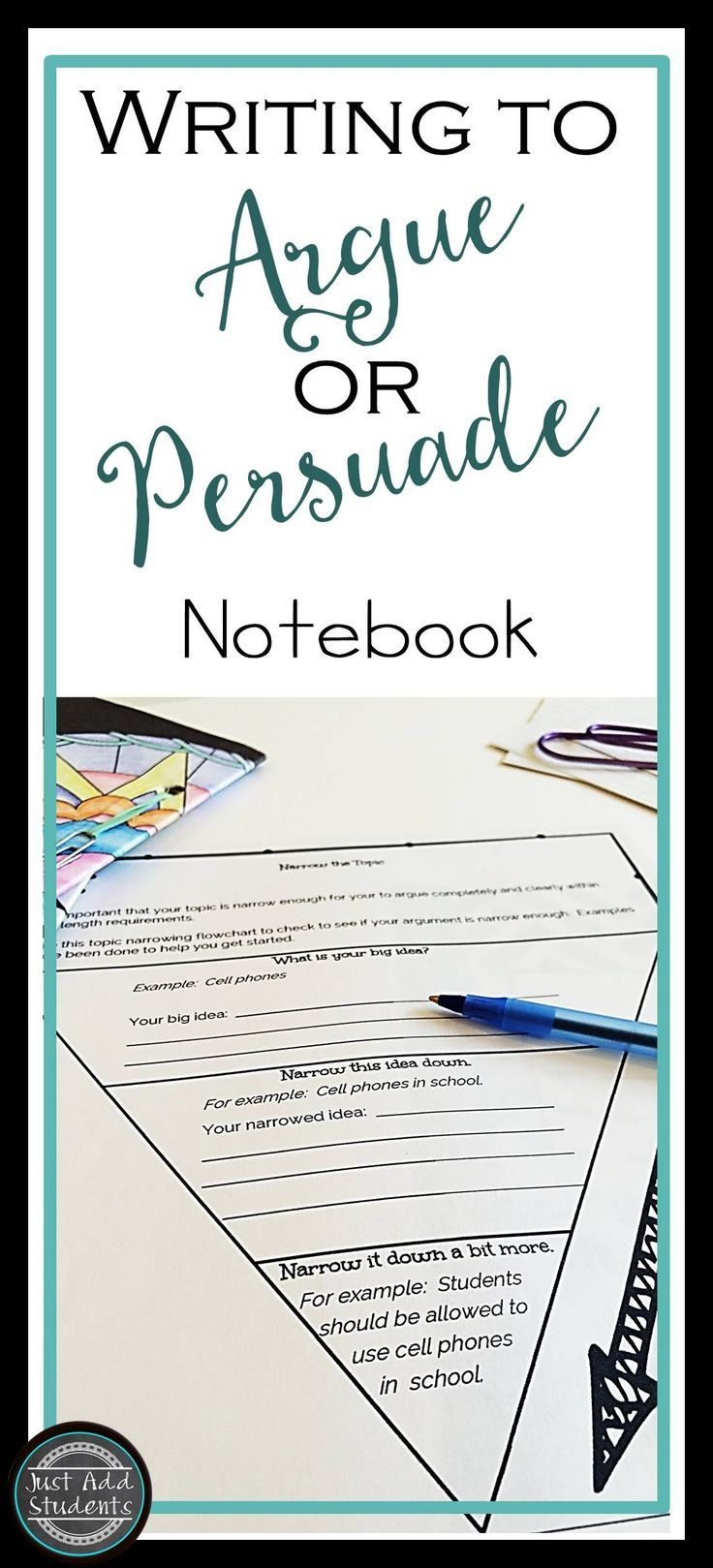 teaching persuasive writing This persuasive writing unit of study is the download also includes some additional resources & writing pages to help supplement your teaching of persuasive writing.
