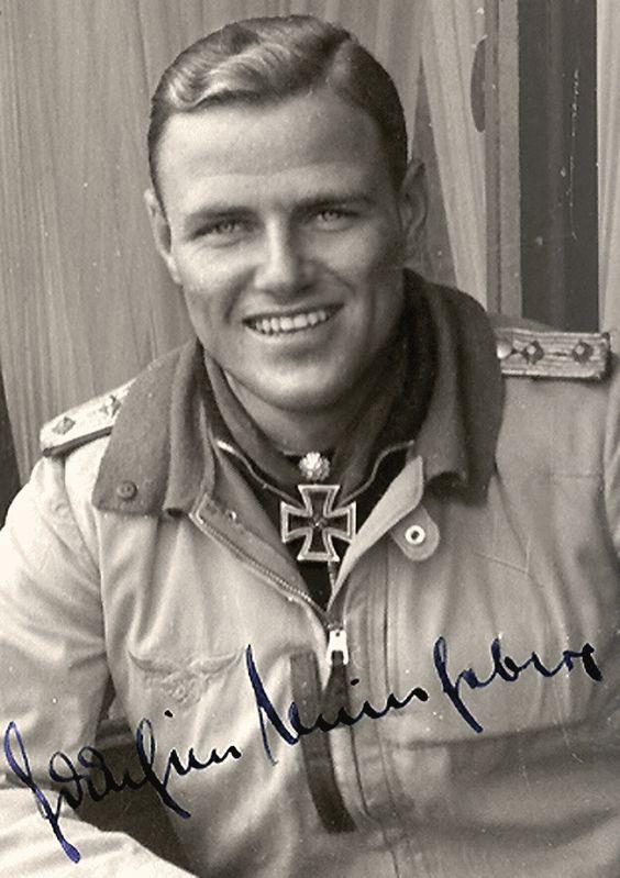 ■ Joachim Müncheberg - JG 26
