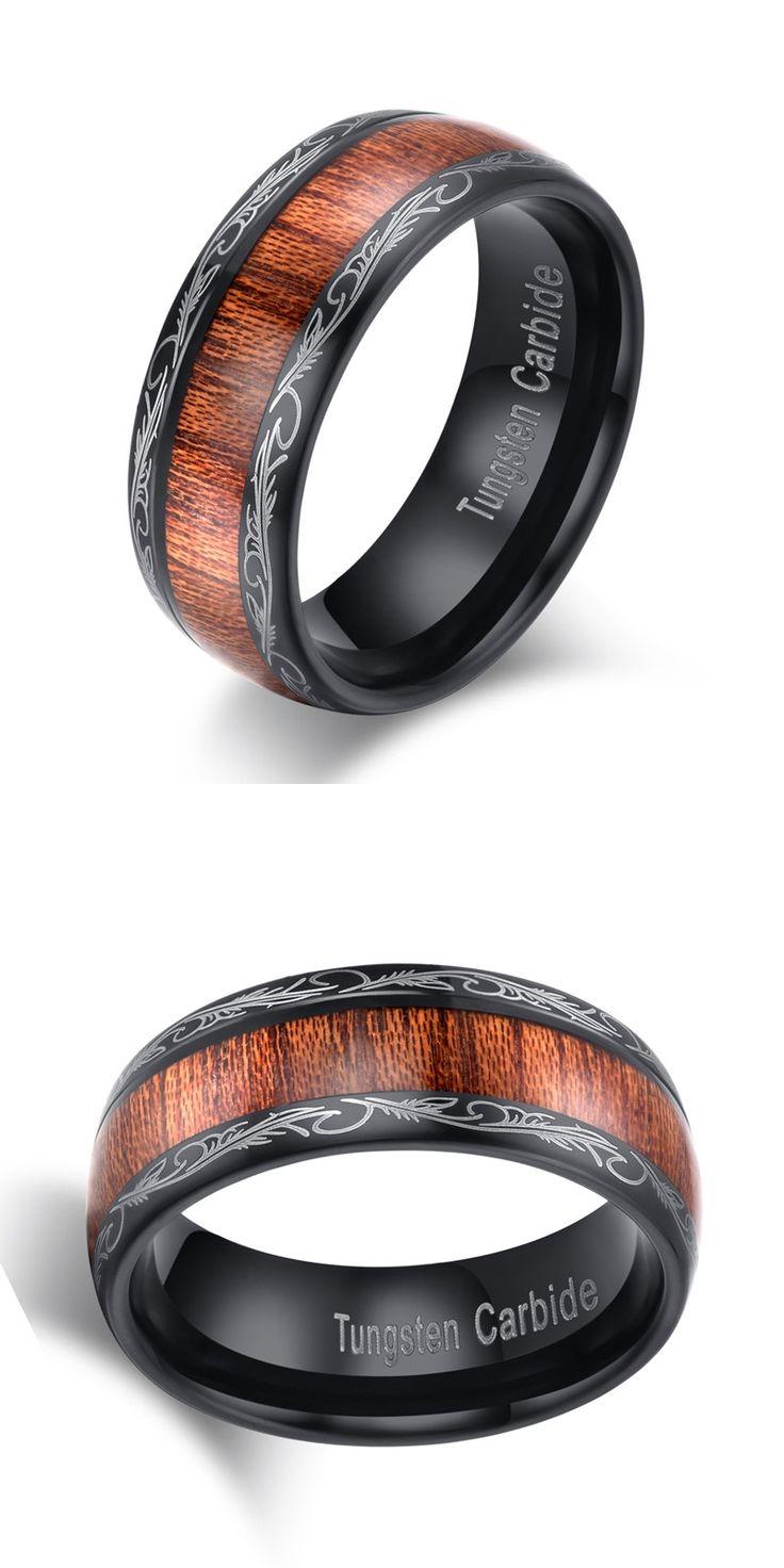 best 25 wood inlay wedding band ideas on pinterest