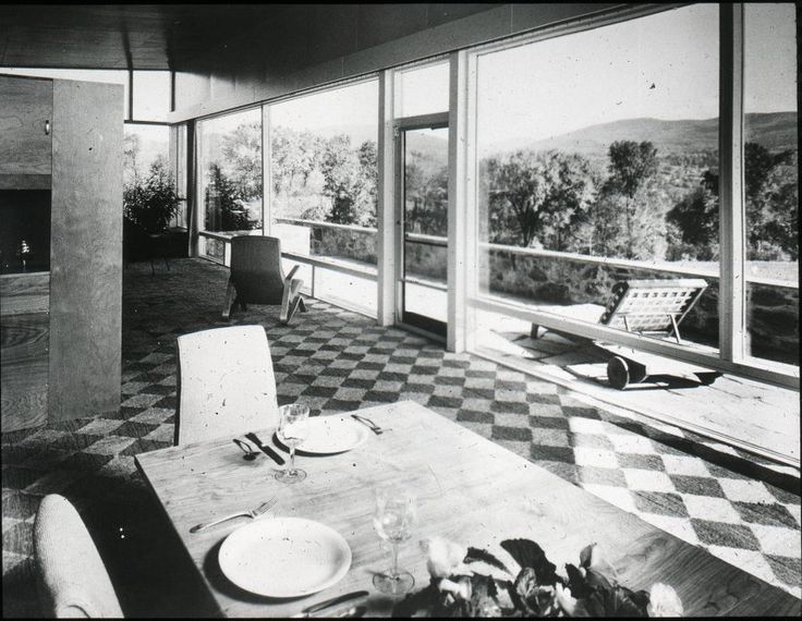 Robinson House: Marcel Breuer | Modern Architecture Blog                                                                                                                                                                                 More