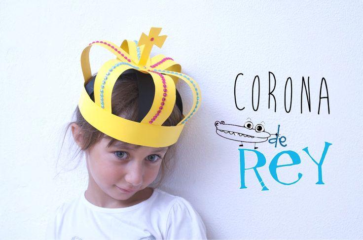 Materiales corona de rey