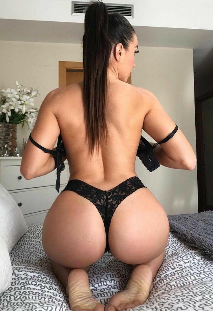 Tattoo bottom booty slam