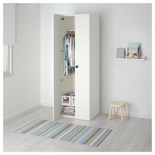 Stuva Följa Garderob Vit Isabelle Emelie Ikea