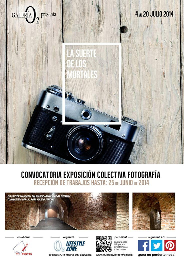 convocatoria exposición fotografía