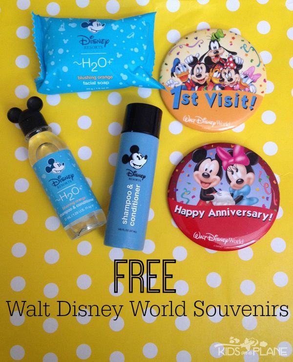 Free Walt Disney World Souvenirs for Kids - What To Get and Where To Find Them