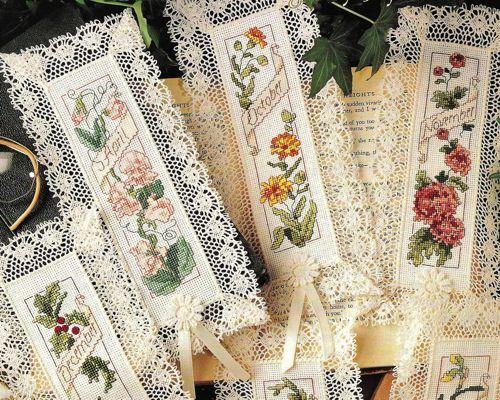 A lot of patterns --- Вышиваем крестиком книжные закладки. Фенечки из мулине. Схемы фенечек. Как плести фенечки