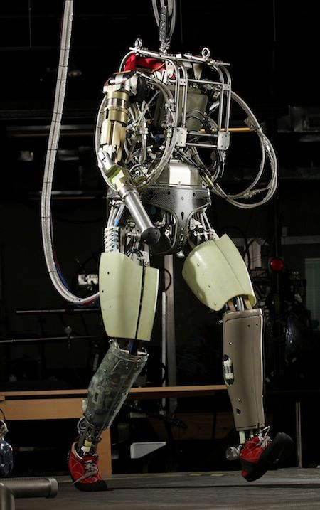 DARPA Selects Boston Dynamics' Humanoid for Robotics Challenge (UPDATED)