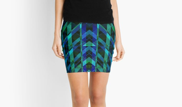 Plaid Skirt by scardesign11 #skirt #plaidskirt #buyskirts #fashion #redbubble #womensfashion #modernskirts