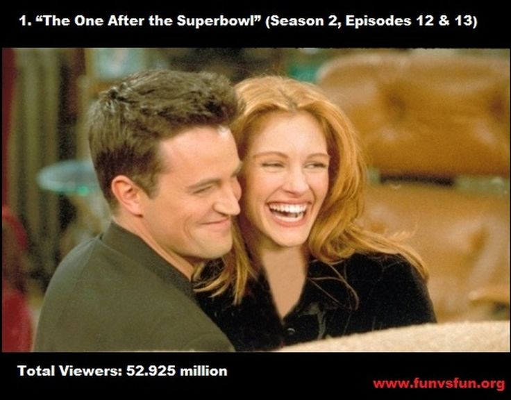 NO 1 - TOP 10 HIGHLY RATED FRIENDS EPISODES - FUN vs FUN