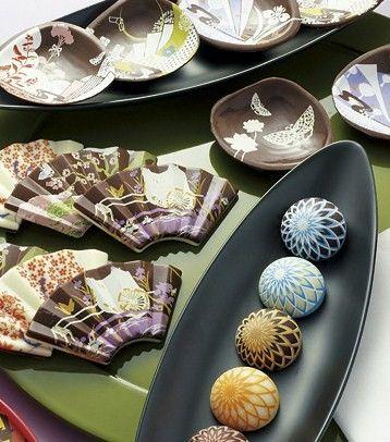 Japanese chocolates