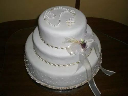 torta, cupcakes, cookies comunion