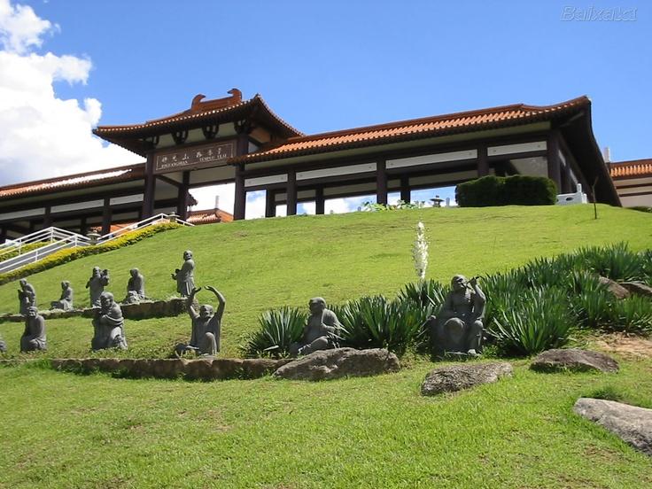 Templo Zu Lai - Cotia/SP