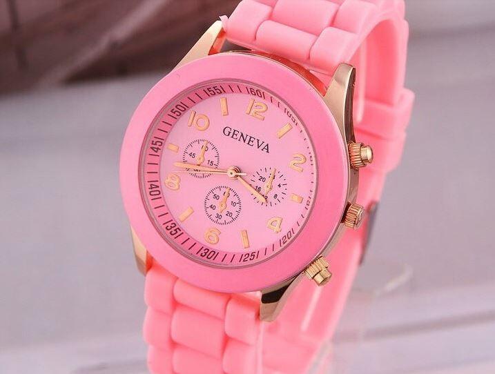 różowy  #zegarek #rozowy #dodatki #sprzedam